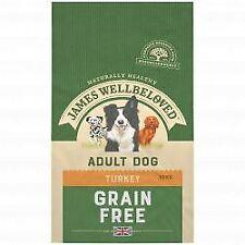JAMES WELLBELOVED Dog Grain Free Turkey Adult Maintenance 10 - 10kg - 432433