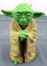 """Star Wars Empire Strike Back 8"""" Rubber Yoda Hand Puppet w/ Rooted Hair 81 Kenner"""