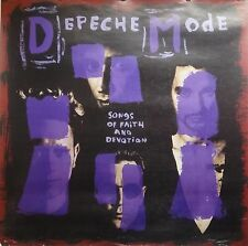 Depeche Mode 30x30 Songs Of Faith And Devotion Music Promo Poster 1993