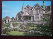 POSTCARD ISLE OF WIGHT SANDOWN - BROADWAY PARK HOTEL