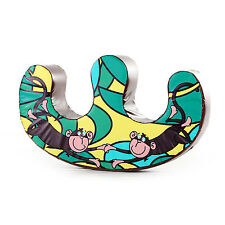 Implay Soft Play PVC Foam Children's Cheeky Monkey Rocker Activity Toy