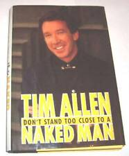 Tim Allen Dont Stand Too Close To A Naked Man Book 1994