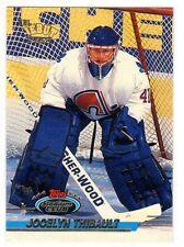JOCELYN THIBAULT 1993-94 Topps Stadium Club #479 Rookie RC NMMT Canadiens