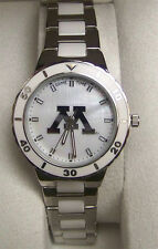 Minnesota Golden Gophers Game Time Mother of Pearl Watch COL-PEA-MIN