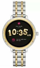 Kate Spade New York Silver & Gold Stainless Steel Touchscreen Smartwatch KST2007