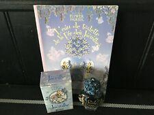 Parfum Atlas Flower Fairies et son livret