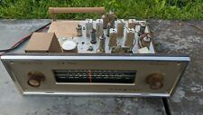 New listing Vacuum Tube Stereo Amplifier Amp Voice of Music 20053 El84 + Tuner 1413