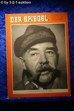 Der Spiegel 17/55 20.4.1955 Makler zwischen Rot und Grün: Kopf von Niedersachsen