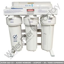 380L Fish Aquarium Reverse Osmosis Water Filters + RO DI Filter NO Pump RONS-4-D