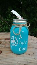 Home Decor Rustic Mason Jar Tissue Holders