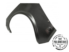 VW Volkswagen Polo Mk1 Left Rear Arch Repair Panel Weld in Coupe Repro