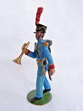 Soldat de plomb ALYMER - référence 302/1 - Trompette de marine France 1807
