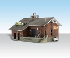 "N Woodland Scenics ""Built n' Ready"" 4927 * Chip's Ice House * NIB"