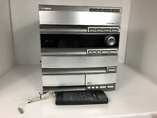 Yamaha GX-500 3 CD Changer/Cassette/Radio Mini Component Reciever System.