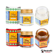 Tiger Balm Original White Red Massage Muscle Neck Pain Ache Relief 10g 19g 30g