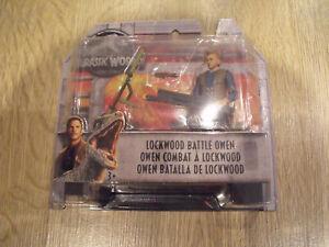 Jurassic World (Fallen Kingdom) Lockwood Battle Owen Figure - Brand New