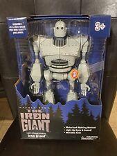 The Iron Giant Warner Bros 14� Light & Sound Motorized Walking Motion Toy