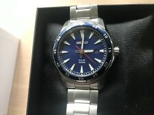 Seiko Solar 100M Men's Watch