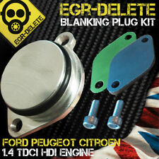 EGR valve Blanking Plate Ford Fiesta, Fusion 1.4 TDCi EGR DELETE Removal kit