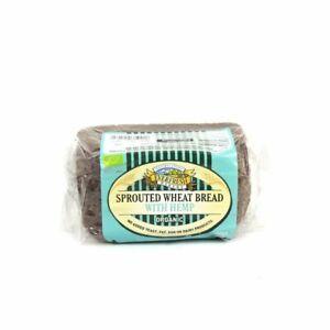 Organic Sprouted Wheat Bread Hemp YF SF NAS - 400g