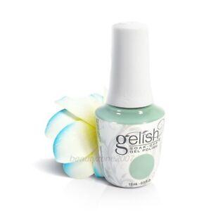 Harmony Gelish UV Soak Off Gel Polish 1110827 Sea Foam 0.5oz