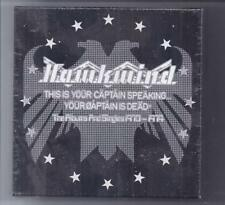 HAWKWIND This Is Your Captain Speaking The Albums And Singles 1970-1979 box NEW