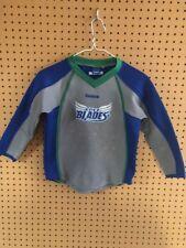 Rare Tohoku Free Blades Hockey Jersey Youth Small Reebok Asia League