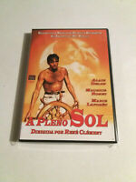"DVD ""A PLENO SOL"" COMO NUEVO RENE CLEMENT ALAIN DELON PATRICIA HIGHSMITH MAURICE"