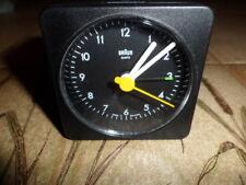 Uhr Wecker Braun 3855 AB 1A BLACK Bartscher sammlerstück