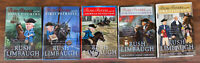 RUSH REVERE 5 VOLUME HARDCOVER BOOK SET COLLECTION by Rush Limbaugh