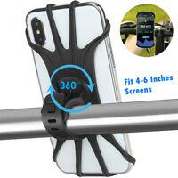 2019 Bicycle Bike Mount Handlebar Phone Holder Grip 360° For Huawei Y6s