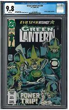 GREEN LANTERN V#3 #28 CGC 9.8 (9/92) DC comics white pages