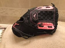"Mizuno GPP 1008 10"" Youth Girl's Jenny Finch Softball Glove Right Hand Throw"