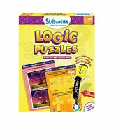 Logic Puzzles For 6 years and Up, Of Skillmatics Educational Game, Free Shipping