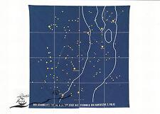 Kunstpostkarte - Sigmar Polke:  Sternhimmeltuch