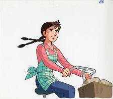Anime Cel Ashita no Joe #1