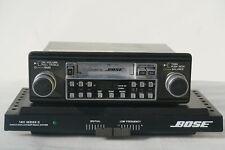 BOSE CRC Autoradio TUNER Cassette Player+ Bose BOOSTER / EQUALIZER 1401 SerieII