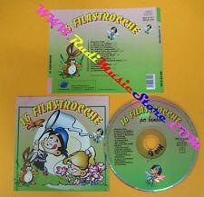 CD Compilation 16 Filastrocche CANZONI PER BAMBINI no mc lp vhs dvd (C9)