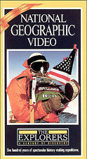 National Geographic Video - The Explorers: A Century of Discovery (VHS, 1988)