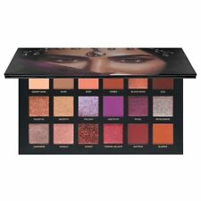 Huda Beauty Desert Dusk Edition Textured Eye Shadows Palette 18 Colours UK Stock