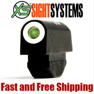 XS Sight Front Tritium Dot Night Sight for S&W J Frame Ruger SP101 - RV-0001N-4