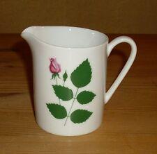 Arzberg  1 Milchkännchen  Rosen Dekor rot-grün