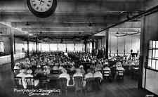 Photo. ca 1934. Somerdale. Fry's Employee Dining Room
