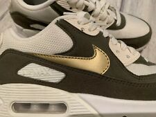 Damen Nike Air Max 90 Hyperfuse Premium Identifikation Gold