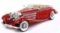 Maisto Mercedes-Benz 500K rot 1:18 1936