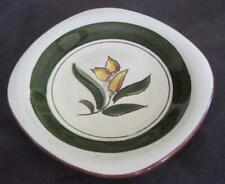 1948-1952 Stangl Pottery Flower Buds Coaster Ashtray
