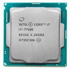 Intel Core i7-7700K Processor 8M Cache, 4.20 GHz, Quad-Core Kaby Lake