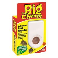 2in1 ULTRASONIC ELECTROMAGNETIC Mouse Mice Rat Rodent Bug Pest Control Repeller