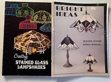 Creating Stained Glass Lampshades James Hepburn & Bright Ideas Cooper & Schulze