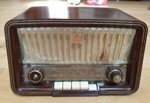 Philips Philetta 283 Z BD283U Rockabilly Radio Küchenradio 50er KEINE RISSE